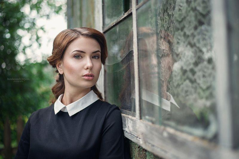 девушка, модель, портрет Александраphoto preview