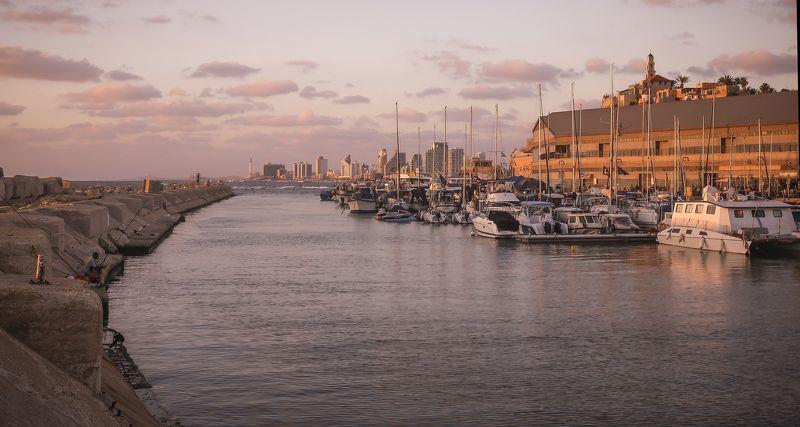 old port, израиль, порт, средиземное море, старый порт, яффоо Старый порт Яффо.photo preview