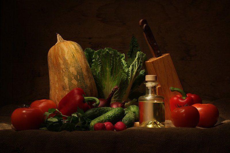 Овощной натюрмортphoto preview