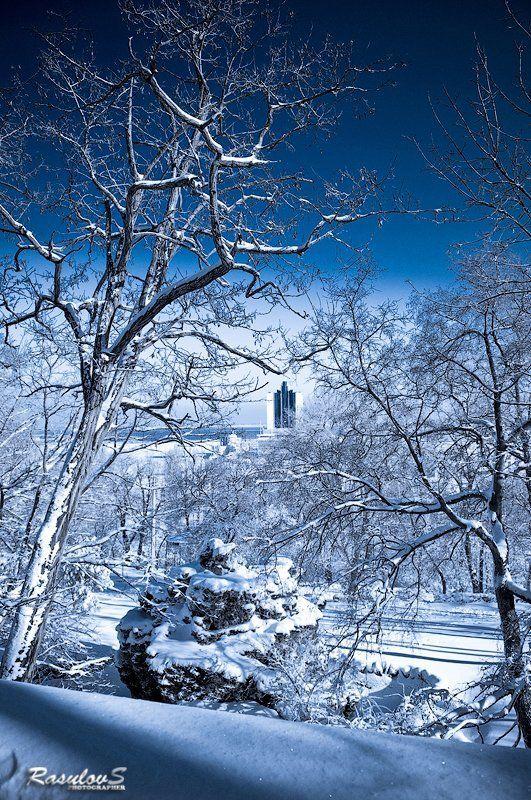 город,зима МОЙ ГОРОДphoto preview