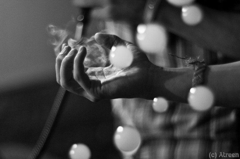 Дымные пузыриphoto preview