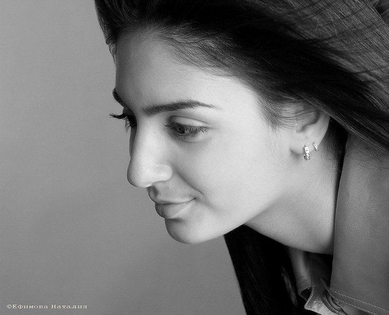 портрет Девушка-ветерphoto preview
