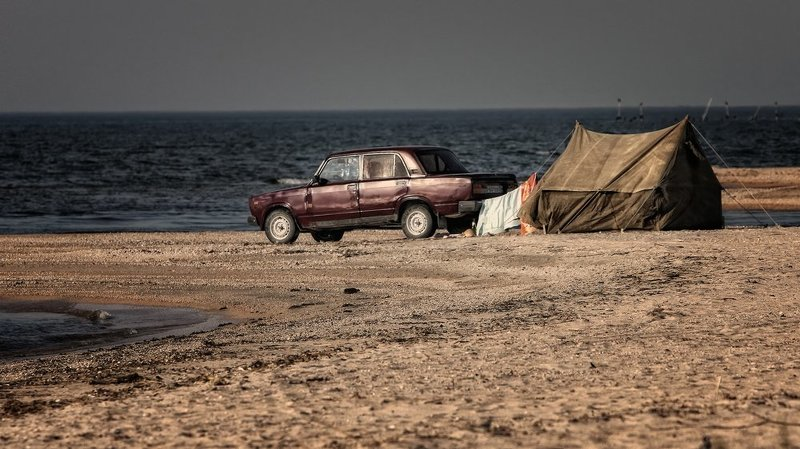 давай уедем к морю...photo preview