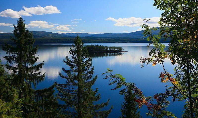 норвегия Норвегия, краски Заполярья.photo preview