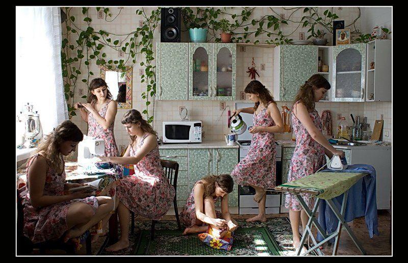 Однажды на кухне :)photo preview