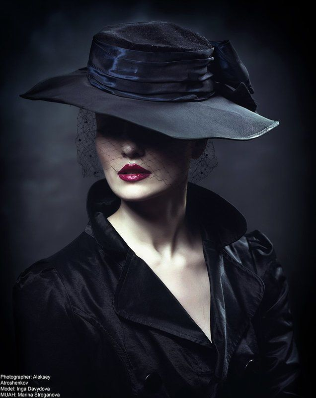 Портрет в шляпе ))))photo preview