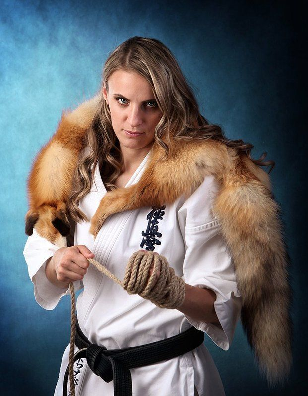 Кекусин, Светлана Березова, Чемпионка мира Hunterphoto preview