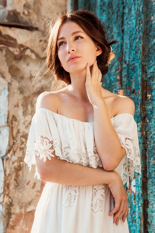 Portrait, people, beauty, girl, model Аняphoto preview