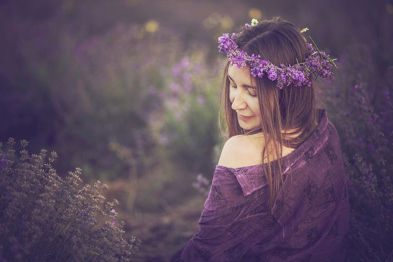 Smells like lavenderphoto preview
