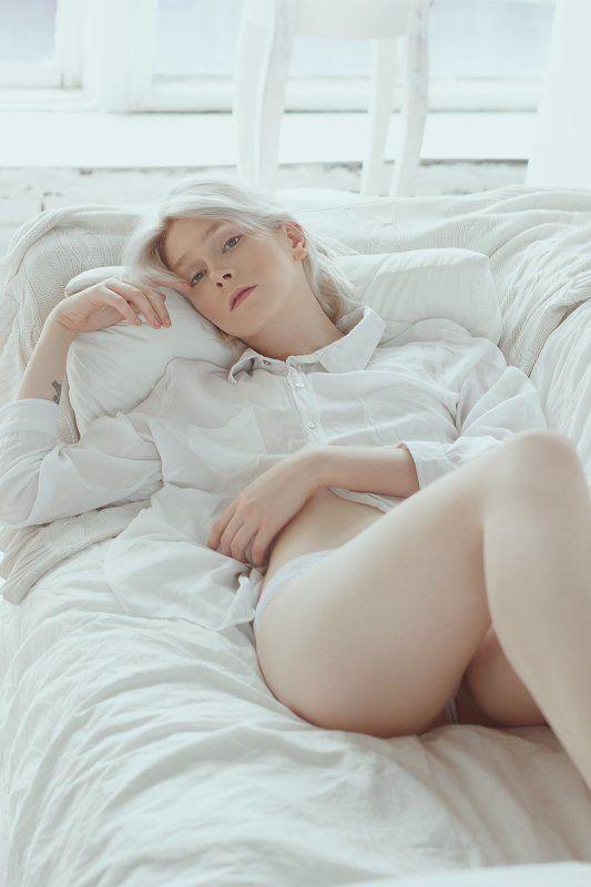 nude, portrait, white, tyumen, ню, портрет, светлые фото, тюмень Полинаphoto preview