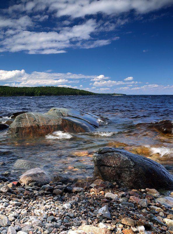 Сегозеро, июнь.photo preview