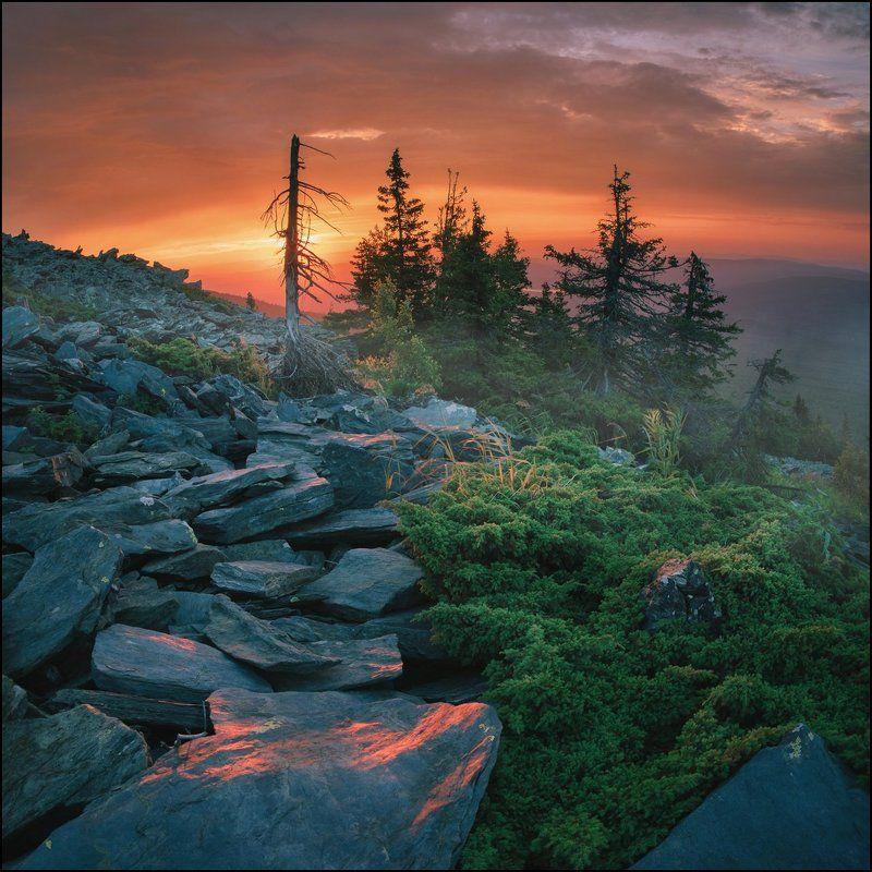 Горы, Рассвет ***photo preview