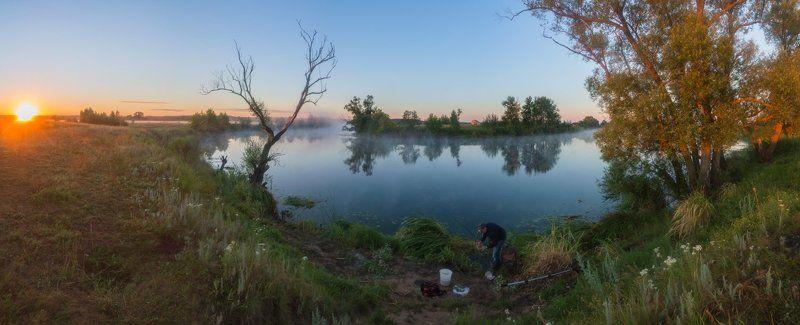 История одной рыбалки в поселении Тихий Уголphoto preview