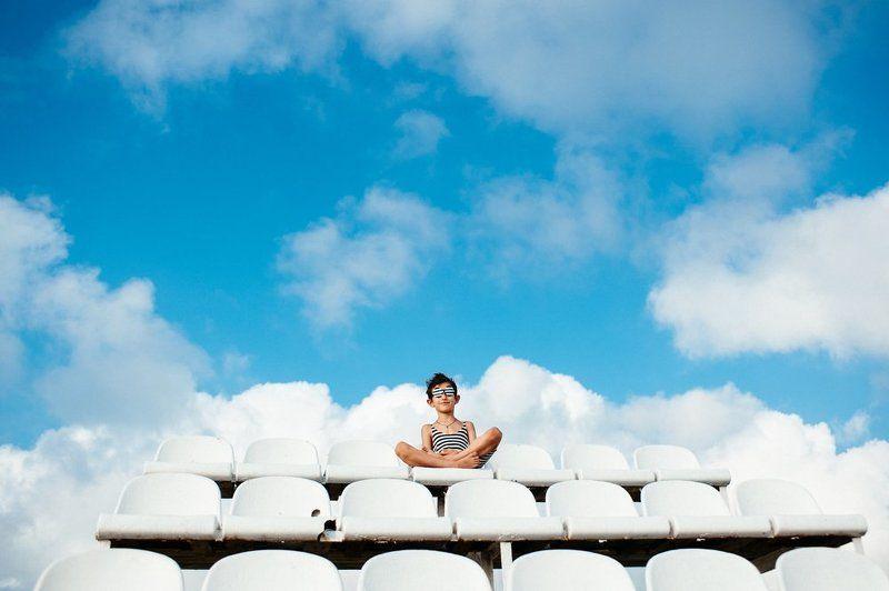 полосатый Буддаphoto preview