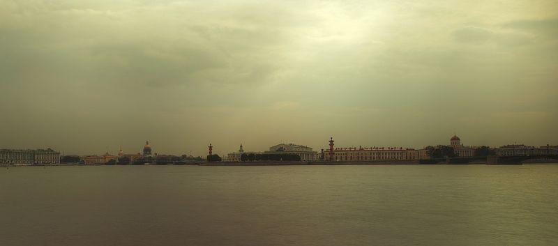 город, пейзаж, река, санкт-петербург Настроение Питераphoto preview