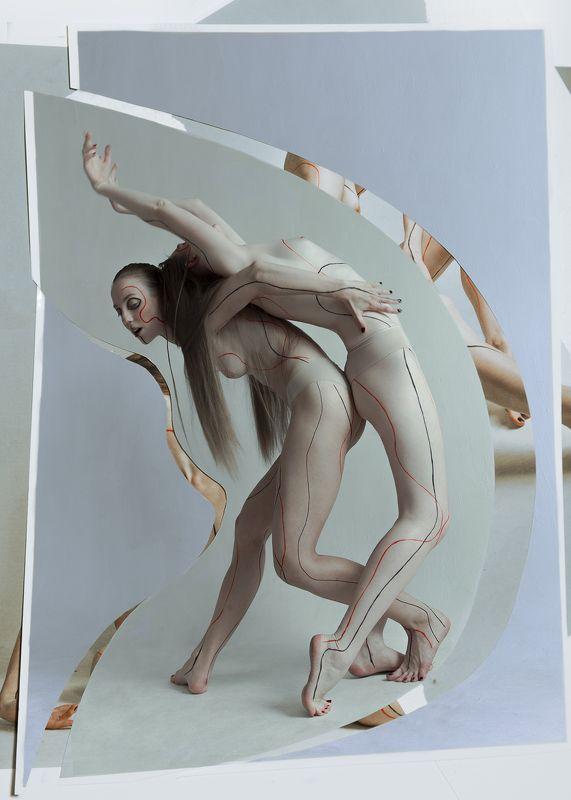 Analog, Art nude, Art-nu, Body, Color, Colorful, Fine art, Girls, Nu, Nude, Portrait SOULMATEphoto preview