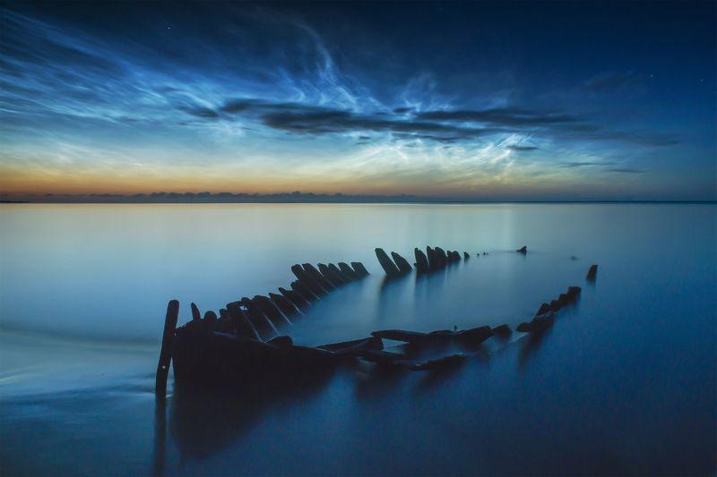 белые ночи, Балтийское море, корабли Kоpaбли белых ночейphoto preview