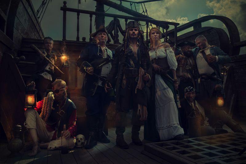photo, photographer, photography, digital, creative, fine art, art Пиратыphoto preview
