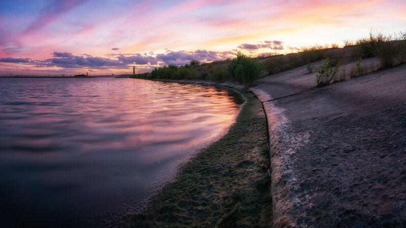 Волжская, Волжский, ГЭС Маяки Волжской ГЭСphoto preview