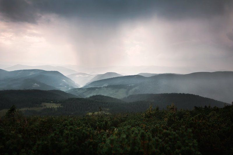 canon,canon70d, kiev, ukraine, carpathins, landscape, пейзаж, горы, карпаты, украина, дождь Можно прикоснуться photo preview