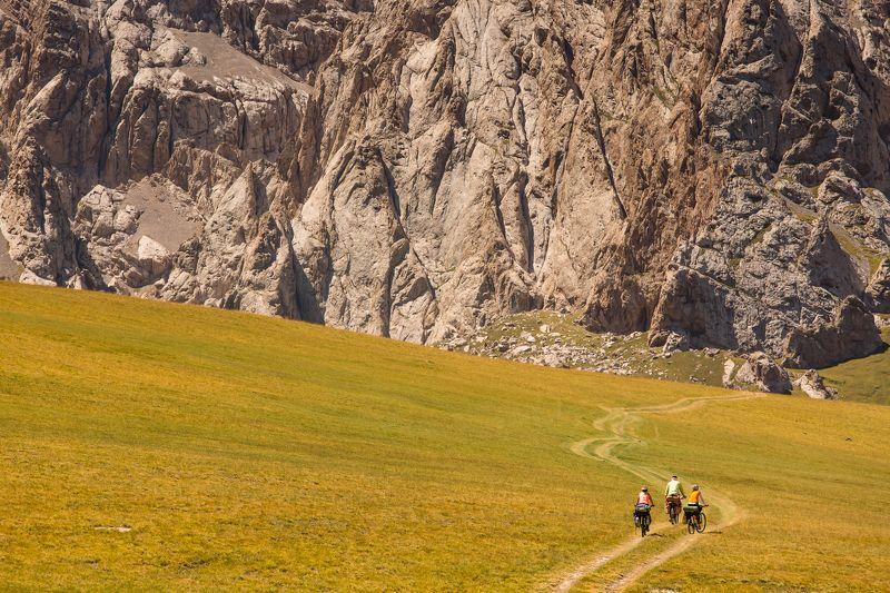 Дорога в горы 2photo preview