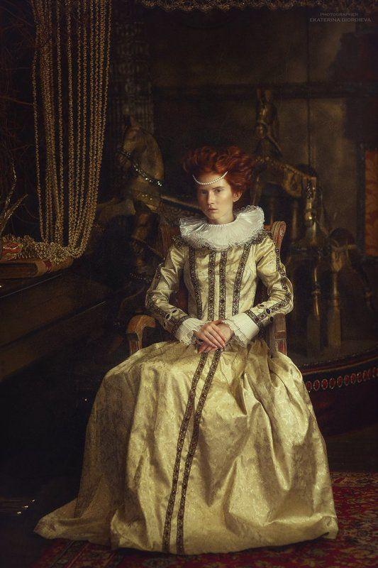 портрет Елизавета photo preview