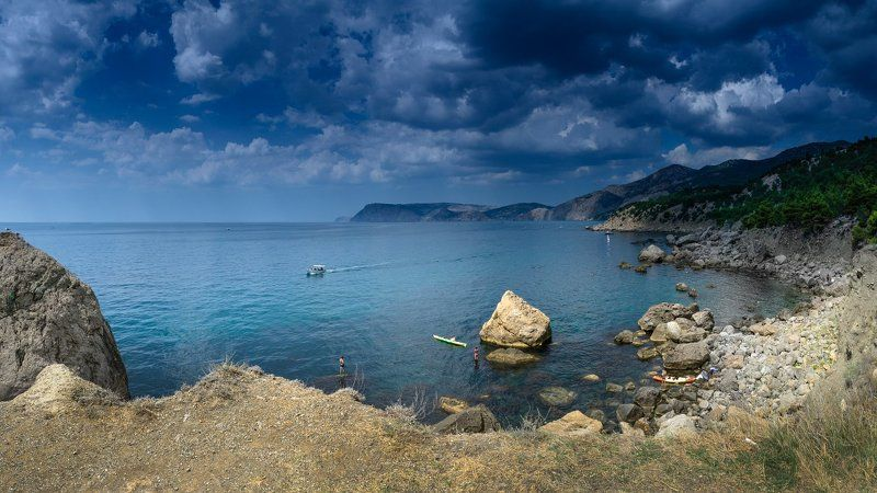 крым, севастополь, балаклава, инжир, море Урочище Инжирphoto preview