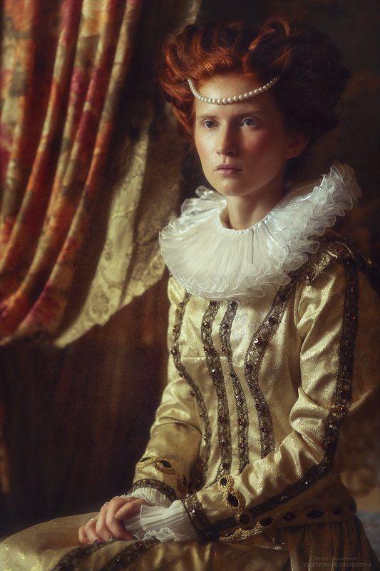 Портрет Елизаветаphoto preview