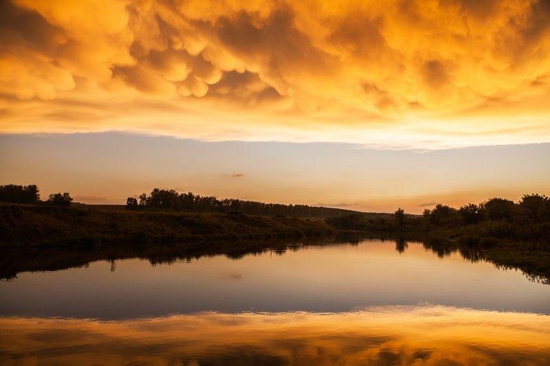 Тропические облака и Красивая Мечаphoto preview