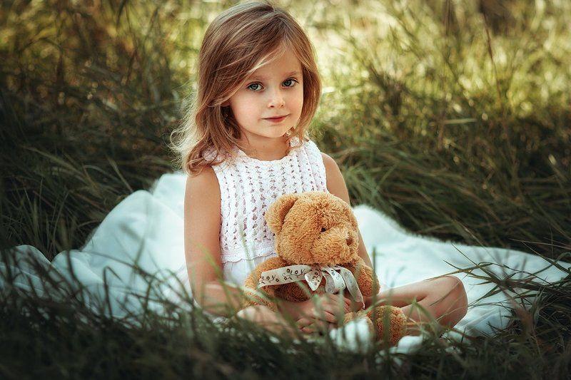 Моя любимая игрушка | Liliya Nazarovaphoto preview