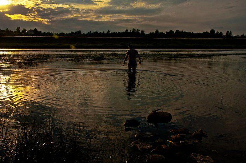 Вечер, Закат photo preview