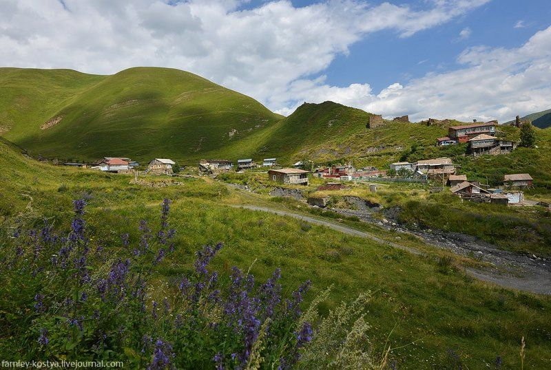 Tib, Горная Осетия, Мамисонское ущелье, Северная осетия, Тиб Tibphoto preview