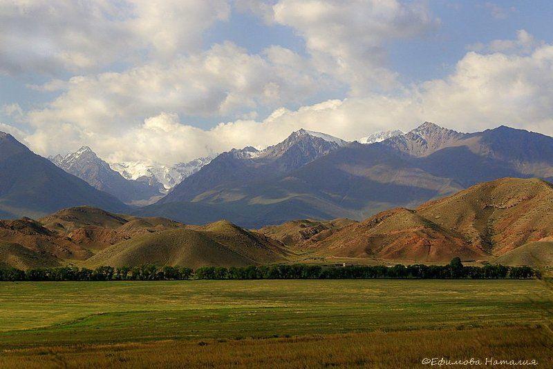 Горы детства. Киргизия.photo preview