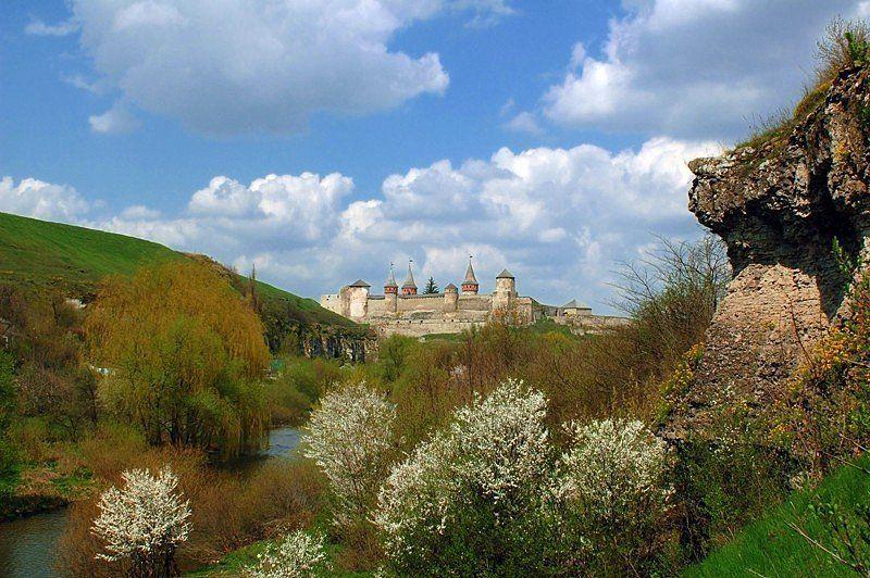 крепость, каменец-подольский, рэпост Каменец-Подольскийphoto preview