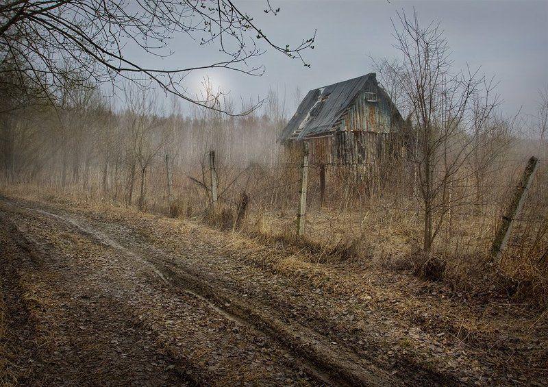 Про непогоду и брошенный домphoto preview