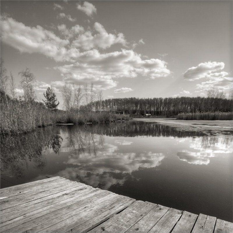 Весна на Медвежьем озереphoto preview