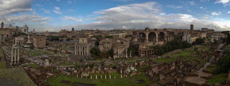 рим Развалины Римаphoto preview