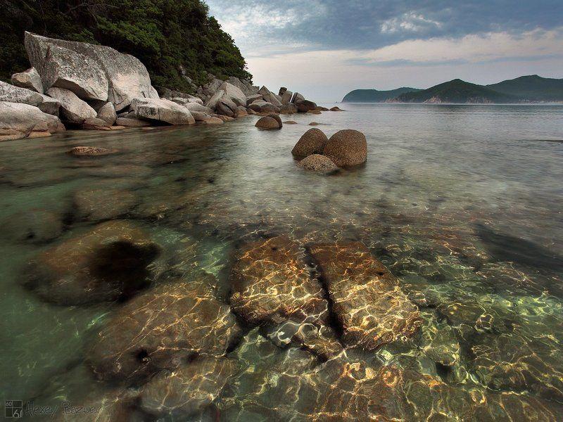 Находка, море, триозёрье В гостях у морских ежейphoto preview