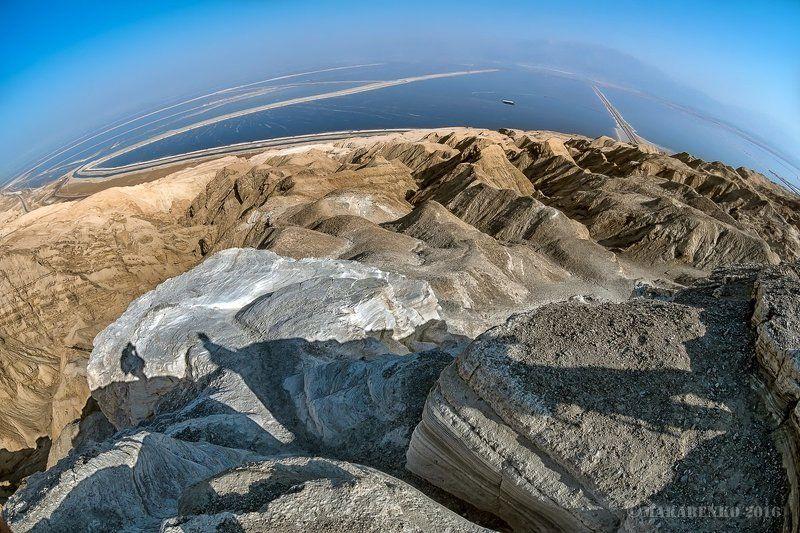 Израиль, Мёртвое море, пустыня, Содом Кругозорphoto preview