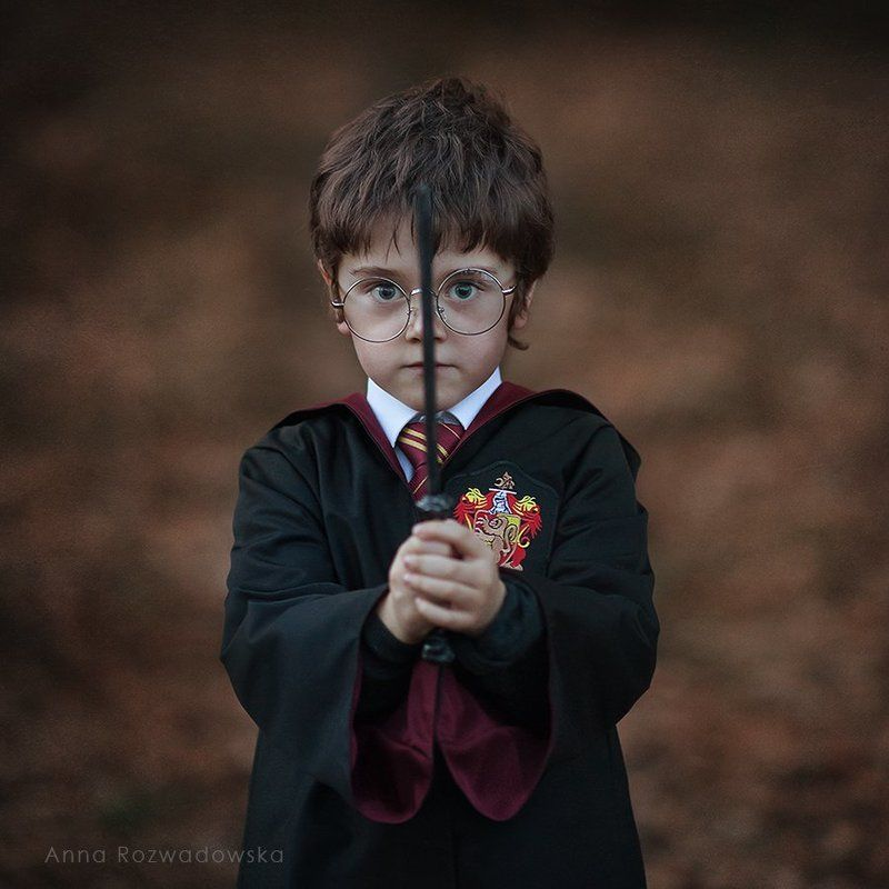 Harry potter, cosplay, Hogwart Beware!photo preview