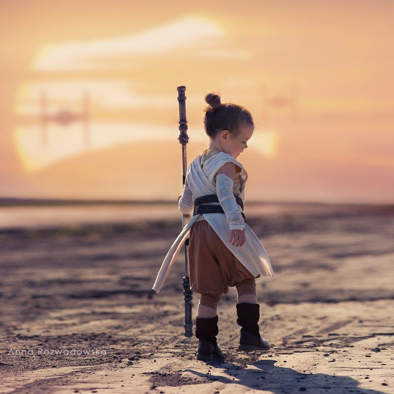 rey, star wars, My very own Reyphoto preview