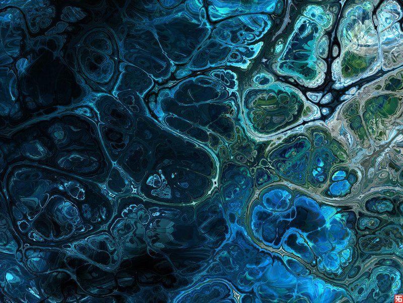 океан, земля, небо Вены землиphoto preview