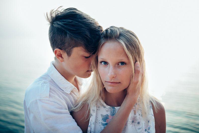 Boy, Girl, Love первая любовьphoto preview