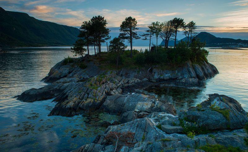 Белые ночи Норвегииphoto preview