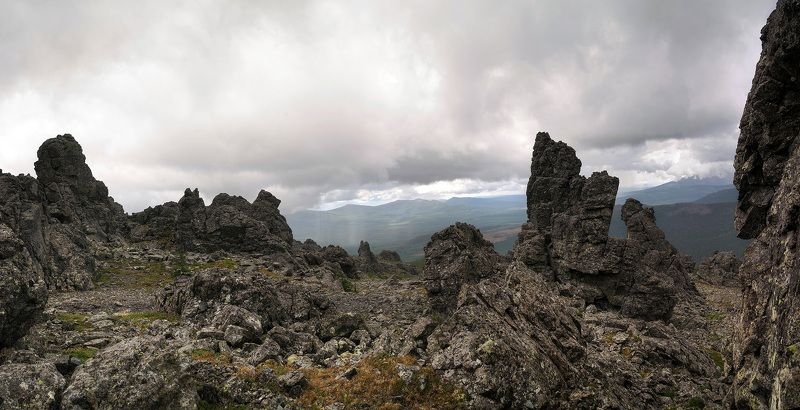 Северный урал Mountain Hanumānphoto preview