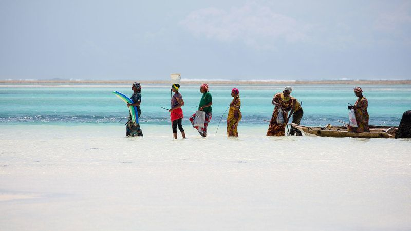 Рыбаки Занзибараphoto preview