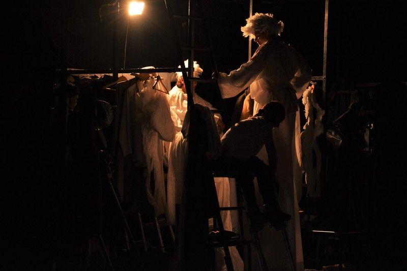 Backstage, Genre, Intrigue, Reportage, Start..., Street theater, The action, Theater, Действие, Жанр, Закулисное, Интрига, Начало, Репортаж, Театр, Уличный театр Theater.Backstage...Start...photo preview