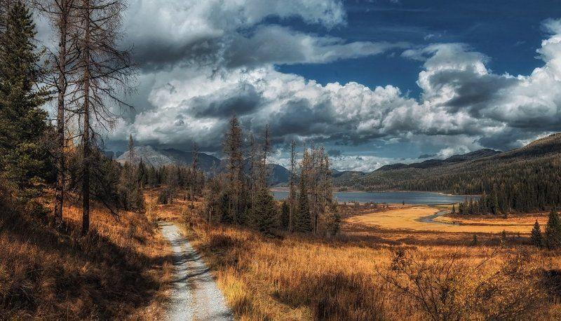 Озеро Язывое, Восточный Казахстан (Караколь)photo preview