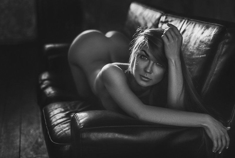 Beautifull, Eyes, Girl, Model, Nude ...photo preview