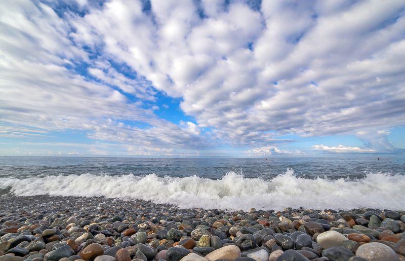 море Волны Черного моряphoto preview